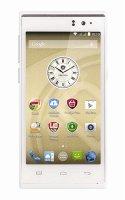 Prestigio MultiPhone 5455, bílý