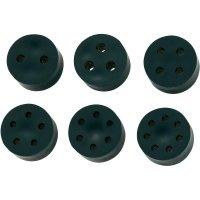 Těsnicí vložka KSS AGRS16-2A (MH14-2A), IP68, M16, guma, černá