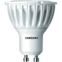 LED žárovka Samsung PAR16, GU10, 4,8 W, teplá bílá, reflektor 40°