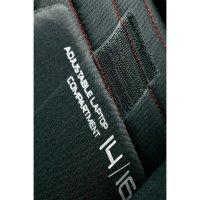 "Brašna pro notebook Samsonite Flexxea 35,8-40,6 cm (14-16\""), černá/červená"