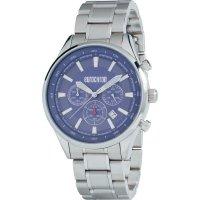 Ručičkové náramkové hodinky Eurochron Chrono 903 Quartz, pásek z nerezové oceli