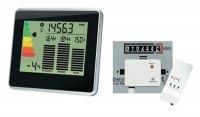 Měřič spotřeby elektrické energie V bezdrátový (wattmetr) ESA2000