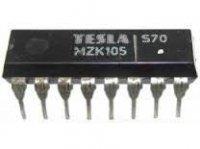 MZK105 - monostabilní klopný obvod