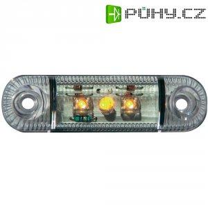 Boční LED obrysové světlo SecoRüt, 61281, oranžová