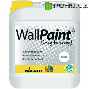 Barva na zeď Wagner bílá, 5 l