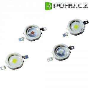 HighPower LED Avago Technologies, ASMT-AW00-NUVJ1, 350 mA, 3,2 V, 140 °, chladná bílá