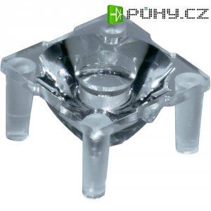 Optika pro Luxeon ® Rebel nebo Seoul Semiconductor ® Z5 Carclo 10417, 18.3°