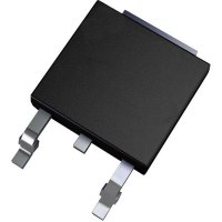 MOSFET Fairchild Semiconductor P kanál P-CH 40V 10. FDD4141 TO-252-3 FSC