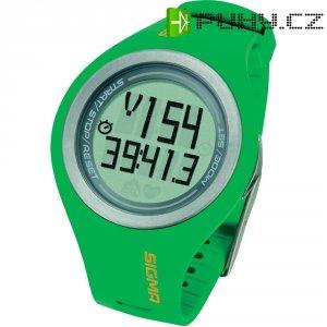 Hodinky s měřením pulzu sporttester Sigma PC 22.13, pánské, zelená