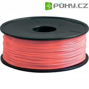 Náplň pro 3D tiskárnu, Renkforce PLA175O1, PLA, 1,75 mm, 1 kg, růžová