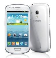 Samsung Galaxy S III mini Ceramic White, NFC (GT-I8190RWNETL)