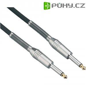 Kabel jack 6,3 mm / jack 6,3 mm, 1,5 mm², 15 m