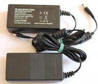 Napáječ, síťový adaptér Sagemcom 12V/2A spínaný, koncovka 5,5x2,1mm