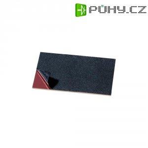 Materiál FR2 s fotocitlivou vrstvou Proma, tvrzený papír, jednostranný, 100 x 75 x 1,5 mm