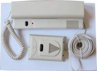 Domovní zvonek s telefonem DOPRODEJ