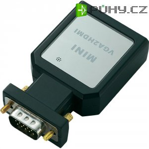 VGA na HDMI konvertor s Audio SpeaKa Professional