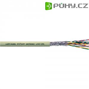 Datový kabel LappKabel UNITRONIC LIYCY TP, 3 x 2 x 0,5 mm²