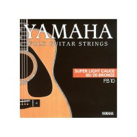 Struny na westernovou kytaru Yamaha Superlight, 010 - 047