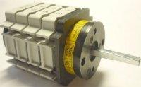 Vačkový spínač VS16 2402 A8, 16A/400V~, 5 poloh 45°