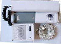 Domovní zvonek s telefonem Hutermann KW DOPRODEJ