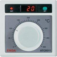 Panelový termostat Suran Enda ATC9311, 230 V/AC, 90,5 x 90,5 mm