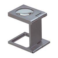 Tkalcovská lupa Horex 2902308, 25 x 25 mm, 6x