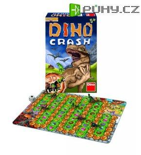 Hra stolní DINO CRASH
