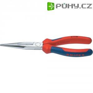 Půlkulaté kleště s břity Knipex 26 15 200, 200 mm