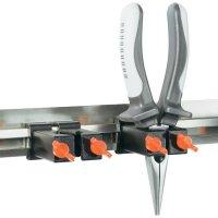 Univerzální hliníková lišta nanářadí Toolcraft 887425, 600mm x 40 mm