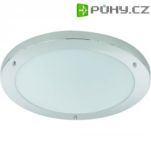 Stropní svítidlo do koupelny Paul Neuhaus Ronda, 2898-17, 120 W, E27, IP44, chrom