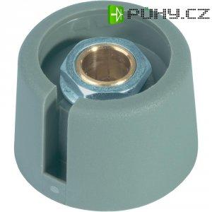 Kombinovaný knoflík OKW A3020068, 6 mm, šedá