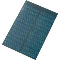 Polykrystalický solární panel 150 mA, 0.9 Wp, 6 V