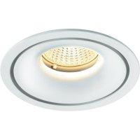 Vestavné LED osvětlení Sygonix Round Enna 12593Y, 10 W