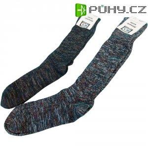 Pracovní ponožky Leipold + Döhle Björn, 2575, vel. 39 - 41, šedá