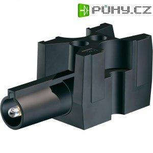 Konektor MultiContact, 15.0187, max. 2,5 mm², 1pólová, černá