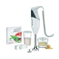 Tyčový mixér ESGE M160 G Zauberstab® Gourmet, 160 W, bílá