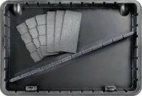 Sada nářadí v kufru Bernstein Technik, 6400, 82 ks