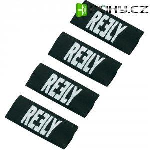 Návleky tlumičů Reely Shock Socks, 1:5, 85/110 x 40 x 1,5 mm, 4 ks (435c315a)