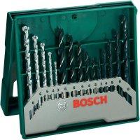 Univerzální sada vrtáků Bosch X-Line, 2607019675, 15dílná