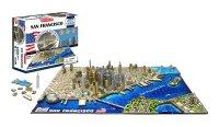 Puzzle 4D CITY SAN FRANCISCO