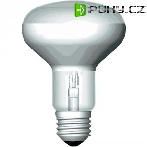 Reflektorová žárovka Osram, E27, 77 W, 80 mm, stmívatelná, teplá bílá