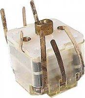Ladící kondenzátor 2x150pF+2x30pF+4x doladění