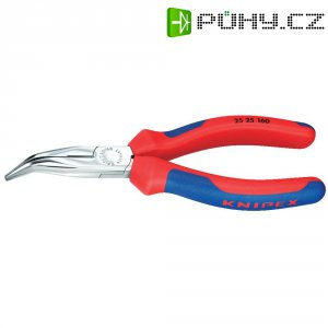 Půlkulaté kleště s břitem Knipex 25 25 160, 160 mm