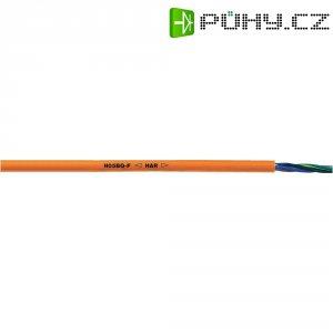 Přístrojový kabel ÖLFLEXR 550 P 5G2,5