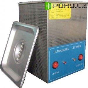 Ultrazvuková čistička VGT-1620Q 2l 60W s ohřevem, použitá, funkční