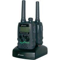 Sada PMR radiostanic Stabo Freecomm 650 s moto příslušenstvím