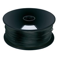 Náplň pro 3D tiskárnu Velleman , ABS3B1, 3 mm, 1 kg, černá