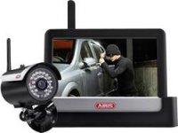 """Bezdrátová venkovní kamera s monitorem 7\"""" Abus, TVAC16000A, 2,4 GHz"""