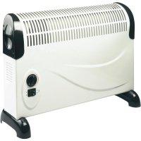 Konvektor Duracraft, 800/1000/1800 W, IP24, světle šedá