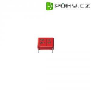 Fóliový kondenzátor MKS Wima MKS4, 15 mm, 0,47 µF, 250 V, 20 %, 18 x 6 x 12,5 mm